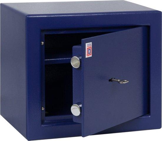 Sistec MT2 SKG Gecertificeerd brandwerende kluis sleutelslot (DIN4102)