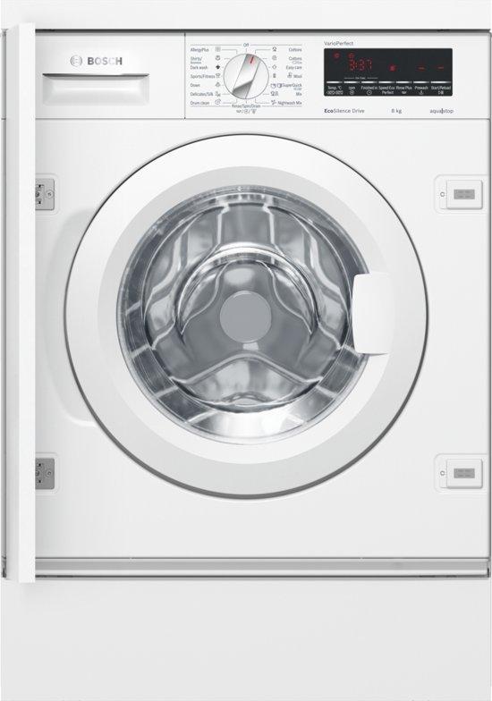 Bosch WIW28540EU Serie 8 - Inbouw wasmachine