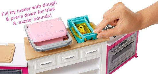 Barbie Ultieme Keuken