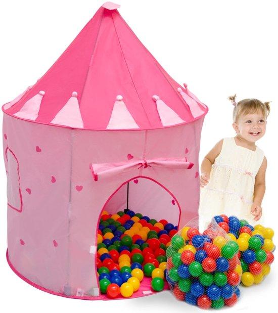 Kindertent Shanti met 200 ballenbadballen