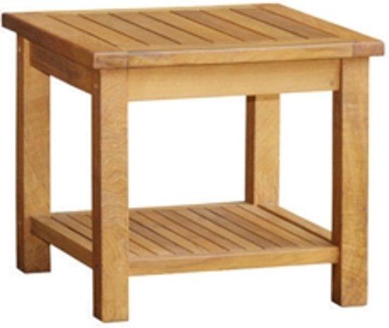 houten bijzettafel voor buiten