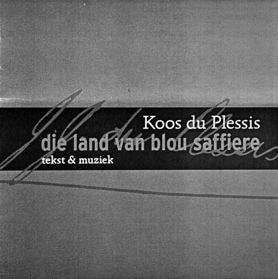 Die Land Van Blou Safiere