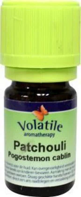 Volatile Patchouli - 5 ml - Etherische Olie