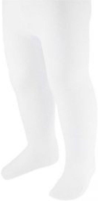 Kinder maillot|kleur wit mt 146-152