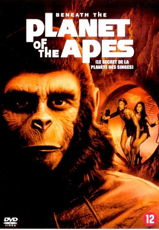Cover van de film 'Beneath The Planet Of The Apes'