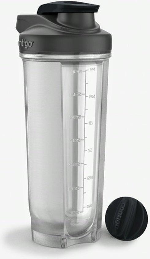 Contigo Shake & Go Fit - Shaker - 820 ml - Zwart