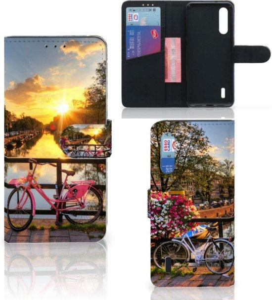 Xiaomi Mi 9 Lite Flip Cover Amsterdamse Grachten