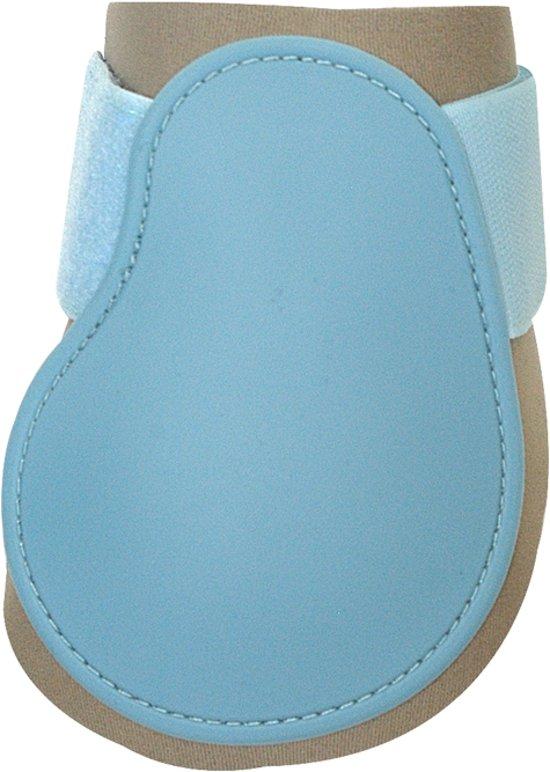 Strijklap Basic Light Blue-Beige Full Size