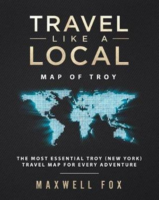 Travel Like a Local - Map of Troy