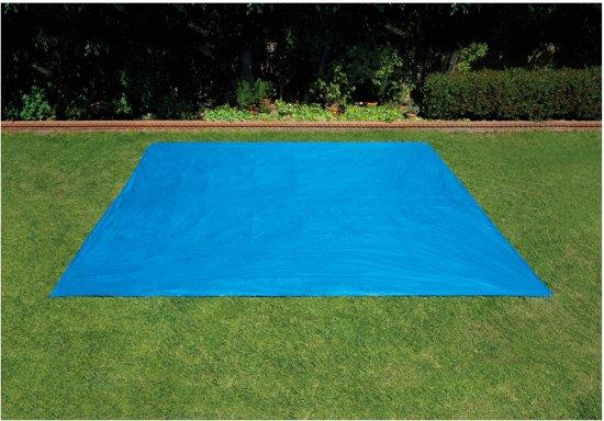 Intex zwembad grondzeil 472 x 472 cm for Zwembad intex