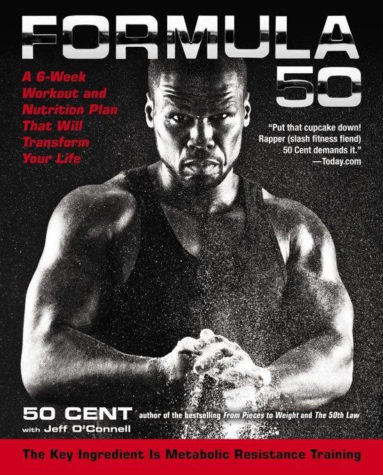 Boek cover Formula 50 van 50 Cent (Onbekend)