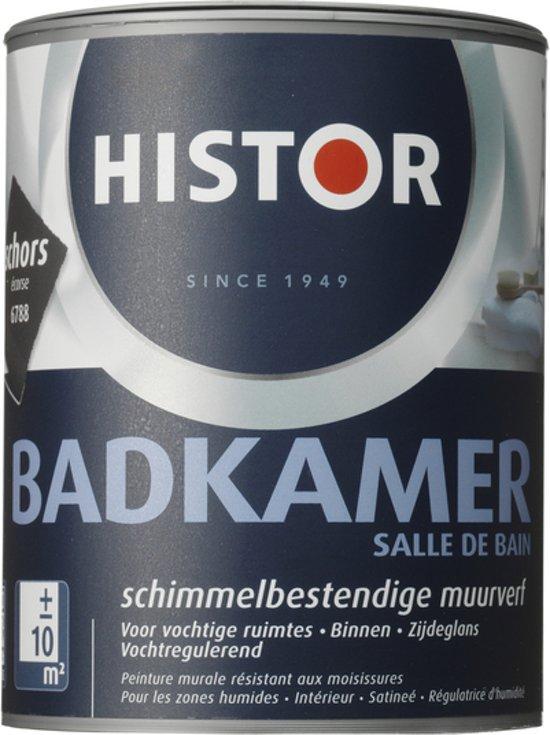 bol.com   Histor Badkamer Muurverf - 1 liter - Schors