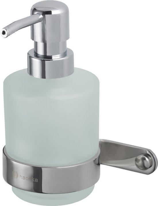 Haceka IXI zeepdispenser, wandmodel