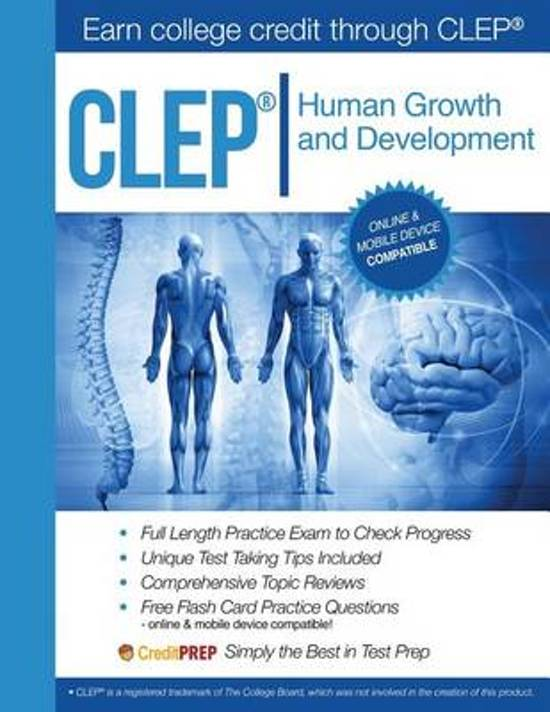 human growth and development test