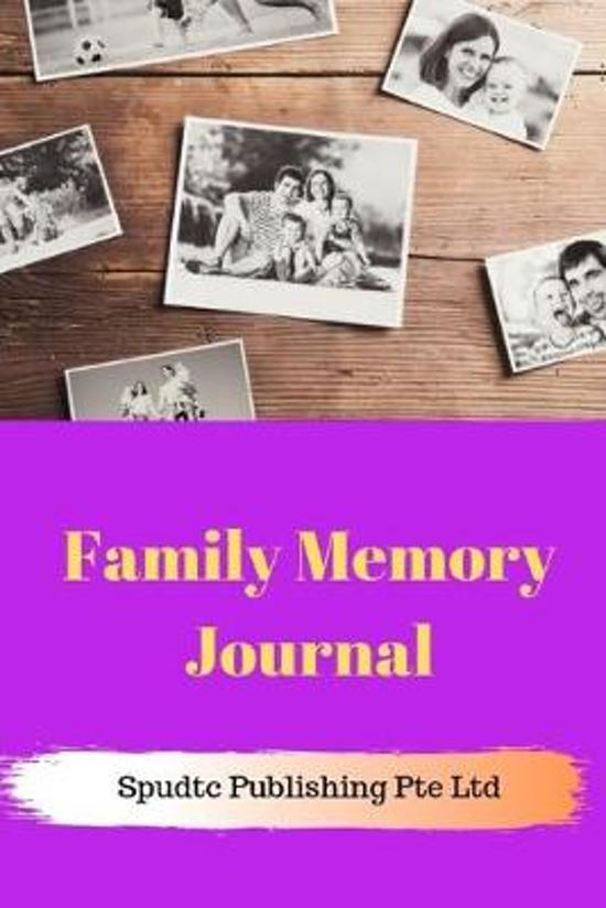 Family Memory Journal