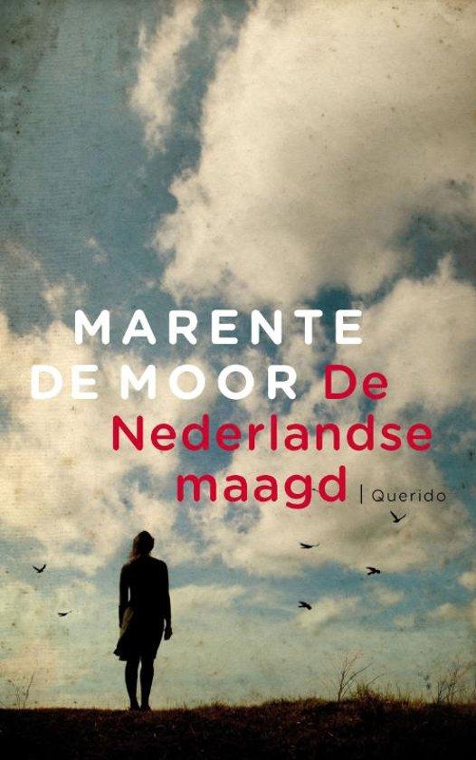 Boekomslag voor De Nederlandse maagd