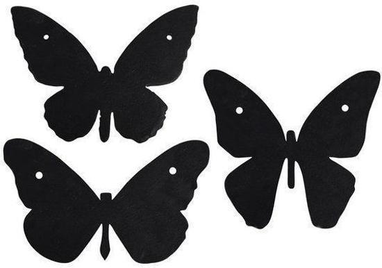 Gereedschap Als Muurdecoratie : Bol muurdecoratie vlinder assorti