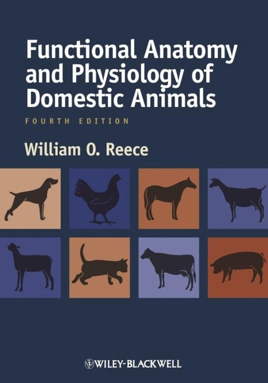 bol.com | Functional Anatomy and Physiology of Domestic Animals ...