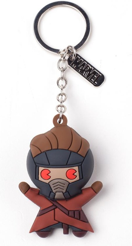 Marvel - Peter Quill 3D Keychain