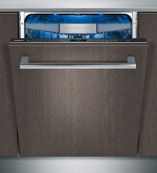 siemens sn678x02tn iq700 inbouw vaatwasser. Black Bedroom Furniture Sets. Home Design Ideas