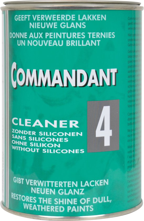 Commandant Cleaner nr. 4 - 1000gr.