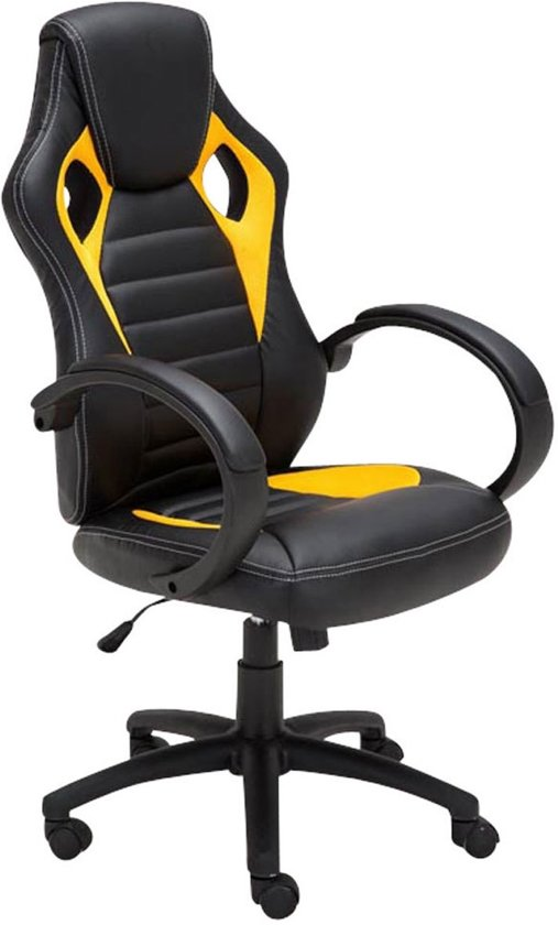 Bureaustoel Gaming Goedkoop.Bol Com Clp Racing Bureaustoel Speed Sport Seat Racing Gaming