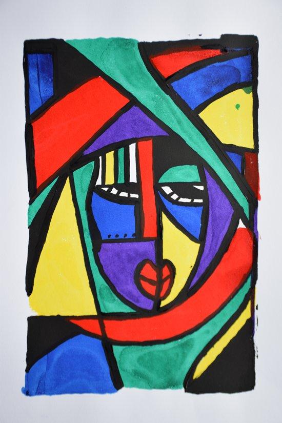 Henk Adriani schilderij zeefdruk comp-3
