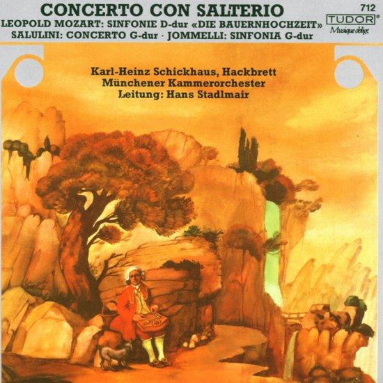 Concerto Con Salterio
