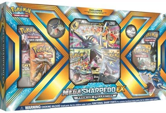 Afbeelding van het spel Premium Collection - Mega Sharpedo EX