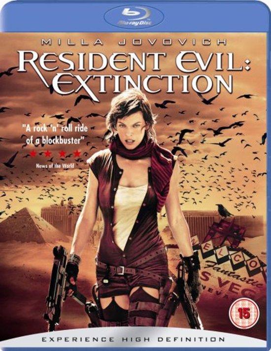 Resident Evil: Extinct