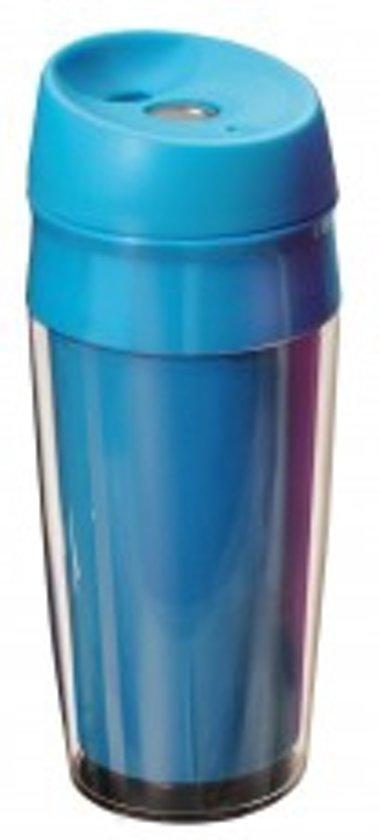 Reisbeker Blauw 0,4 liter