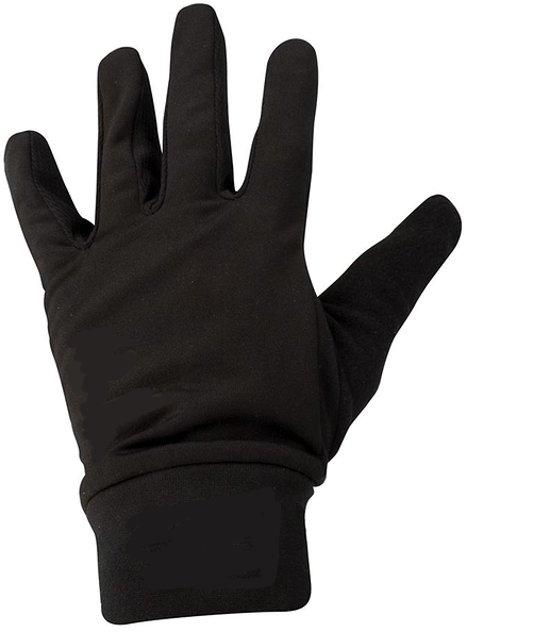 Sporthandschoenen Touchscreen - Handschoenen Sport - Voetbal Hockey Hardlopen Fietsen - Reflectie - Anti-Slip Grip - Dames - Zwart / Roze - L / XL