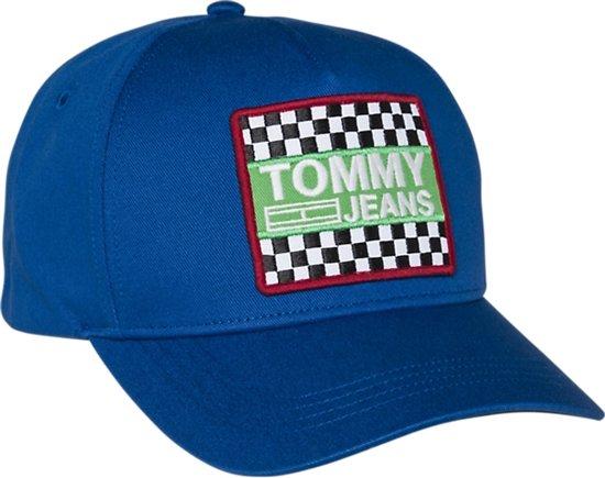653878270 bol.com | Tommy Hilfiger - TJM Big Logo Patch Cap - Nautical Blue