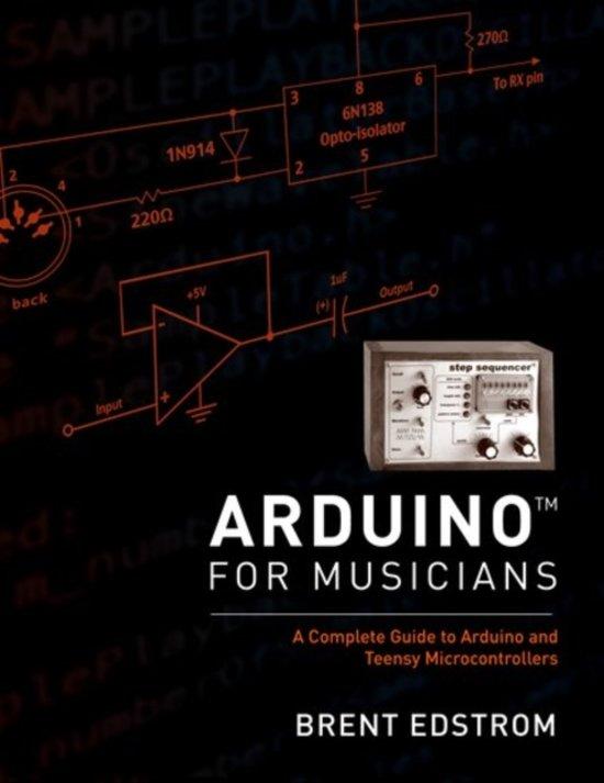 Bol arduino for musicians  brent