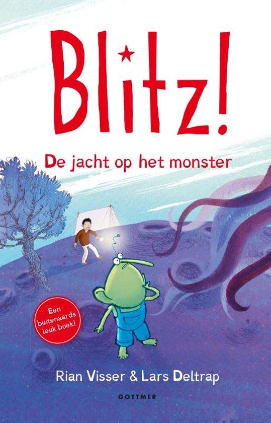 Blitz! 4 - De jacht op het monster