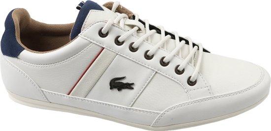 Eu Cam0012wn1MannenWitSneakers 2 118 Lacoste Maat40 Chaymon orCxedB