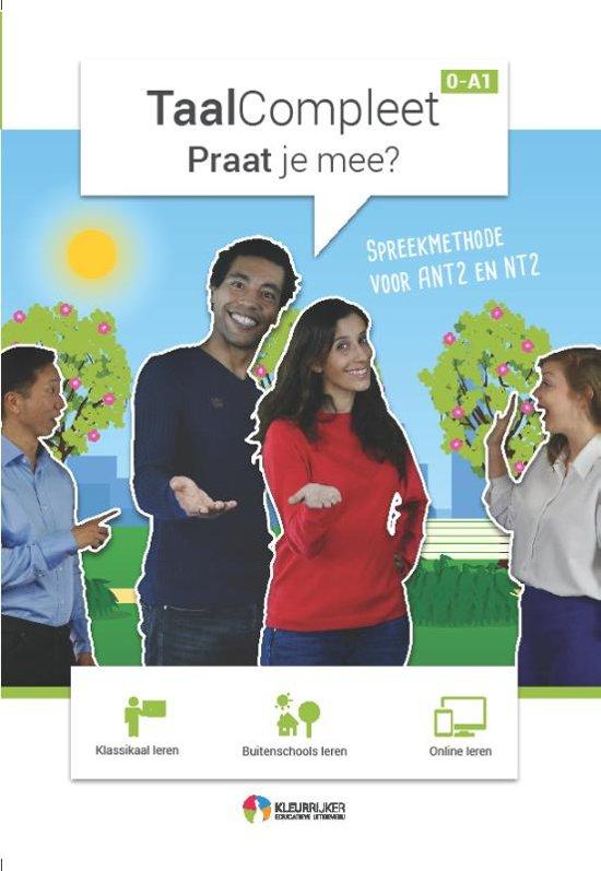 Boek cover TaalCompleet - Praat je mee? van Marieta Plattèl (Paperback)