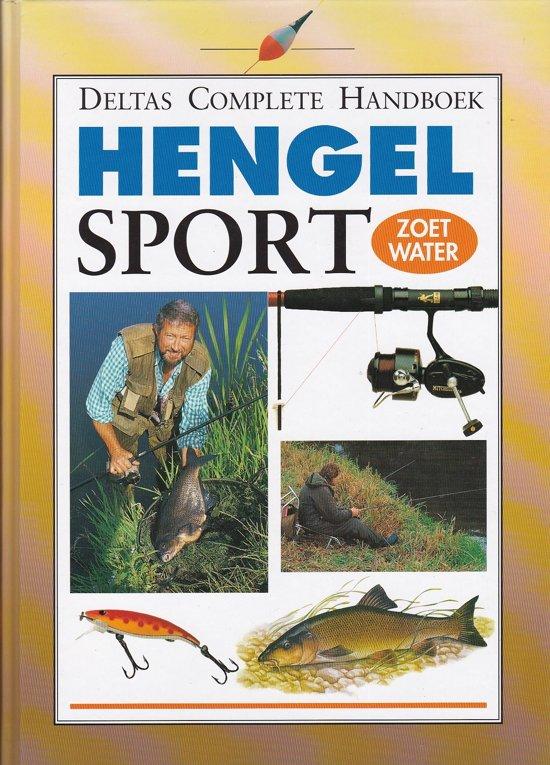 Zuidnederlandse-Uitgeverij-Znu-Deltas-complete-handboek-hengelsport-zoetwater