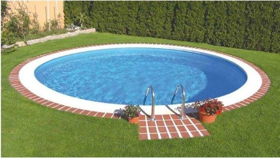 Summer fun zwembad inbouw zwembad florida rond for Zwembad inbouw