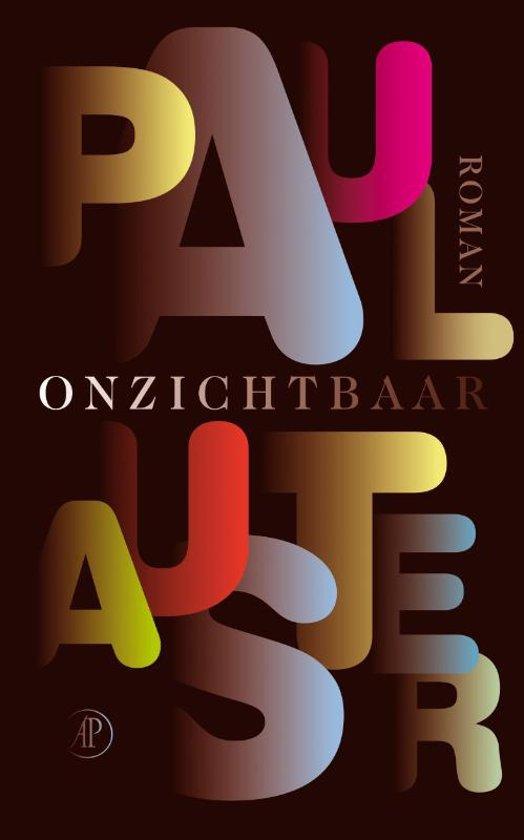 Paul-Auster-Onzichtbaar