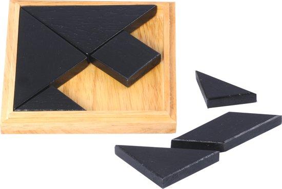 Afbeelding van het spel Longfield Games Tangram - Hout