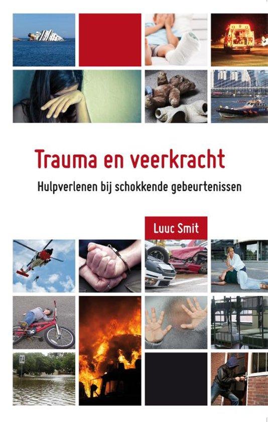 Boek cover Trauma en veerkracht - Herziening van Luuc Smit