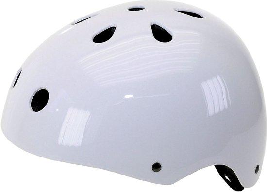 Ventura Freestyle Bmx Helm Wit Maat 58/61 Cm