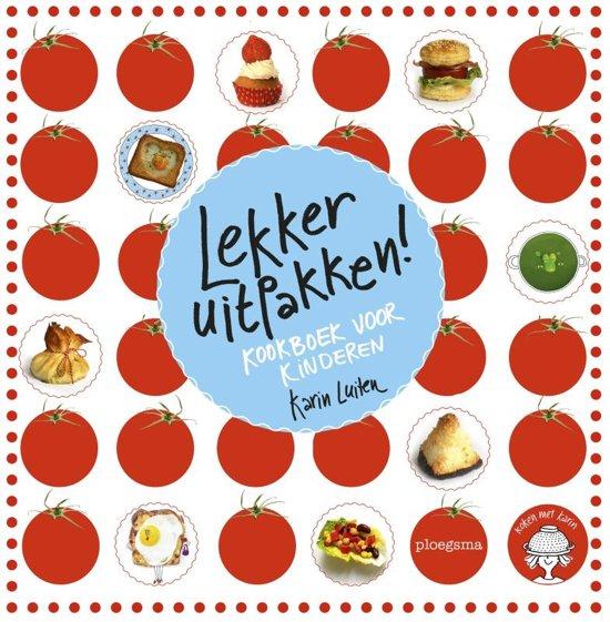 Boek cover Lekker uitpakken van Karin Luiten (Hardcover)