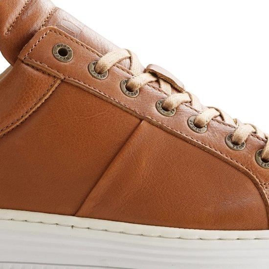 G Nogrz 42 Maat Cognac Sneaker deveySportieve Heren Leren SVMqzGUp
