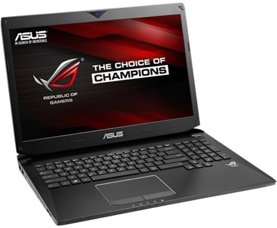 asus g750jz t4132h gaming laptop 173 inch
