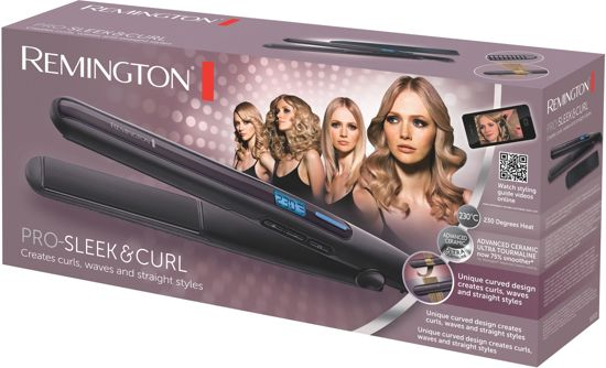 Remington PRO-Sleek & Curl S6505 - Stijltang