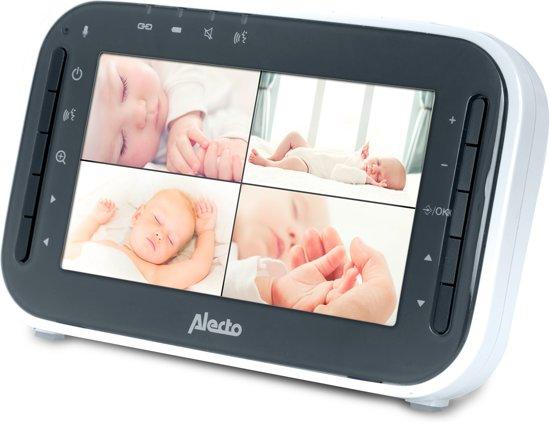 Alecto DVM-200 Babyfoon met camera - Wit