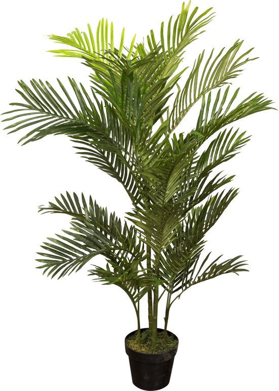Kunstplant Areca palm (120 cm)