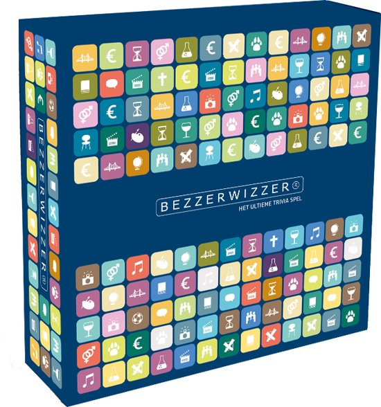 Bezzerwizzer Nederlandse Editie - Bordspel